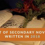 2018年に書いた二次小説一覧